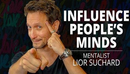 Lior Suchard - Influence People's Minds (with Lewis Howes)