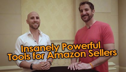 Manny Coats - $1,000,000 on Amazon in only 9 months? (Insanely Powerful Tools for Amazon Sellers) (with Stefan James)