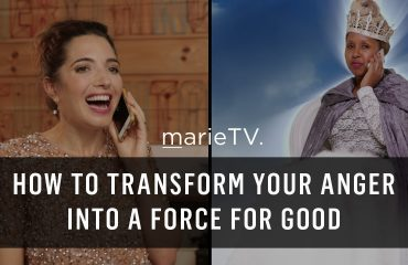 Marie Forleo - How To Deal With Anger: Turn It Into A Force For Good
