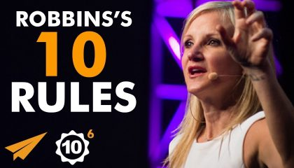 Mel Robbins - SUCCESS Motivation | Top 10 Rules | Vol. 6