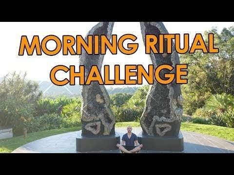 Stefan James - The 30 Day Morning Ritual Challenge