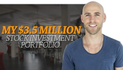 Stefan James - My $3.5 Million Stock Investment Portfolio 💰 How I Generate $8000 Per Month Passive Income