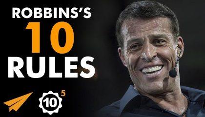 Tony Robbins -