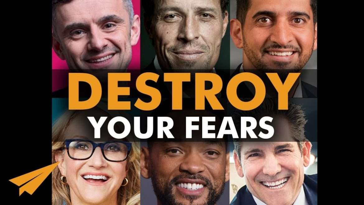 VIP MasterCAST - 5 Strategies to DESTROY Your Fears for GOOD