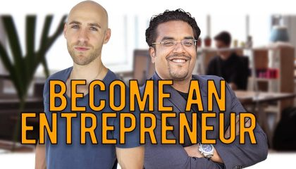 Anik Singal - eSCAPE: The 4 Stages Of A Successful Entrepreneur (with Stefan James)