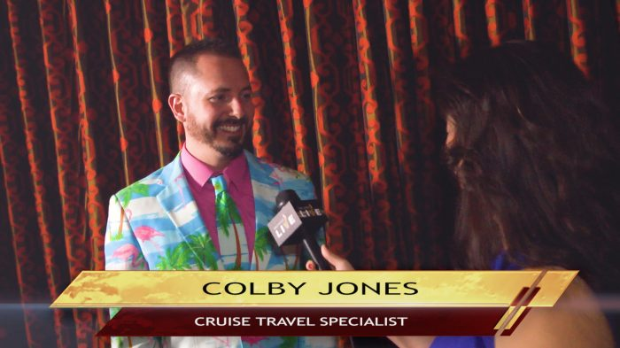 Colby Jones (showcase) | Cruise Travel for Millennials