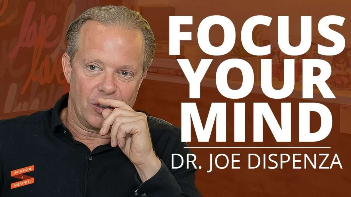Dr. Joe Dispenza - Heal Your Body WITH YOUR MIND (with Lewis Howes)