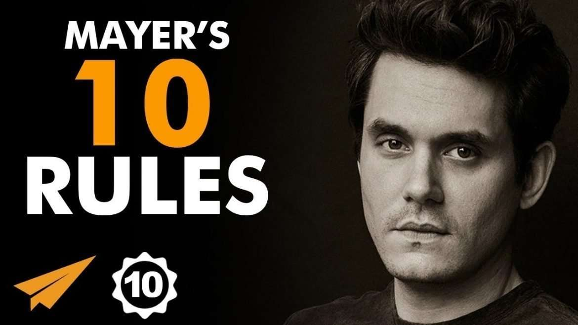 "John Mayer - ""DEFINE Your EXPECTATIONS!"""