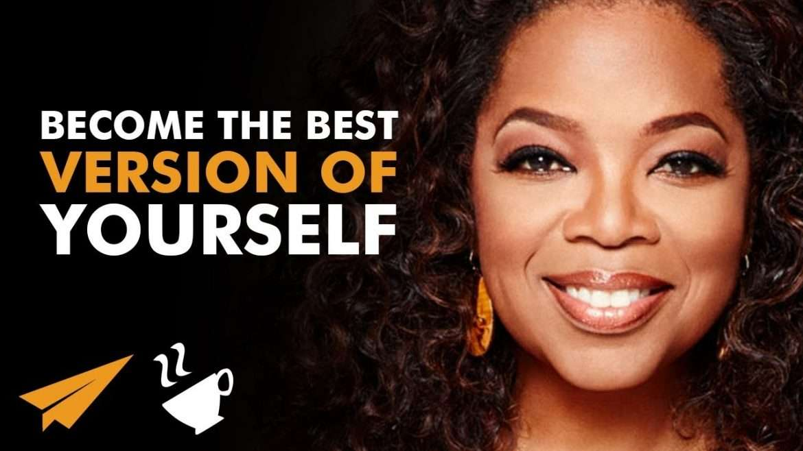 """Oprah Winfrey - """"Let EXCELLENCE Be Your BRAND!"""""""