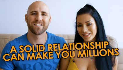 Steffan James and Tatiana Buree - How A Solid Relationship Can Help You Make Your First Million 💰💗