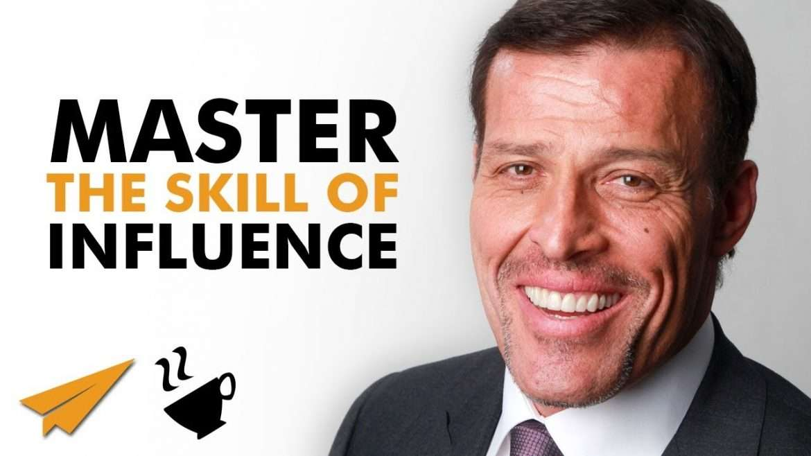 """Tony Robbins - """"Live LIFE on Your Own TERMS!"""""""