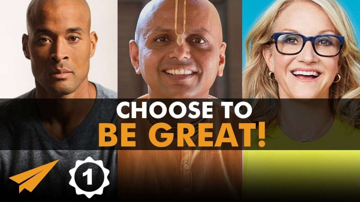 VIP MasterCAST - Choose to BE GREAT!
