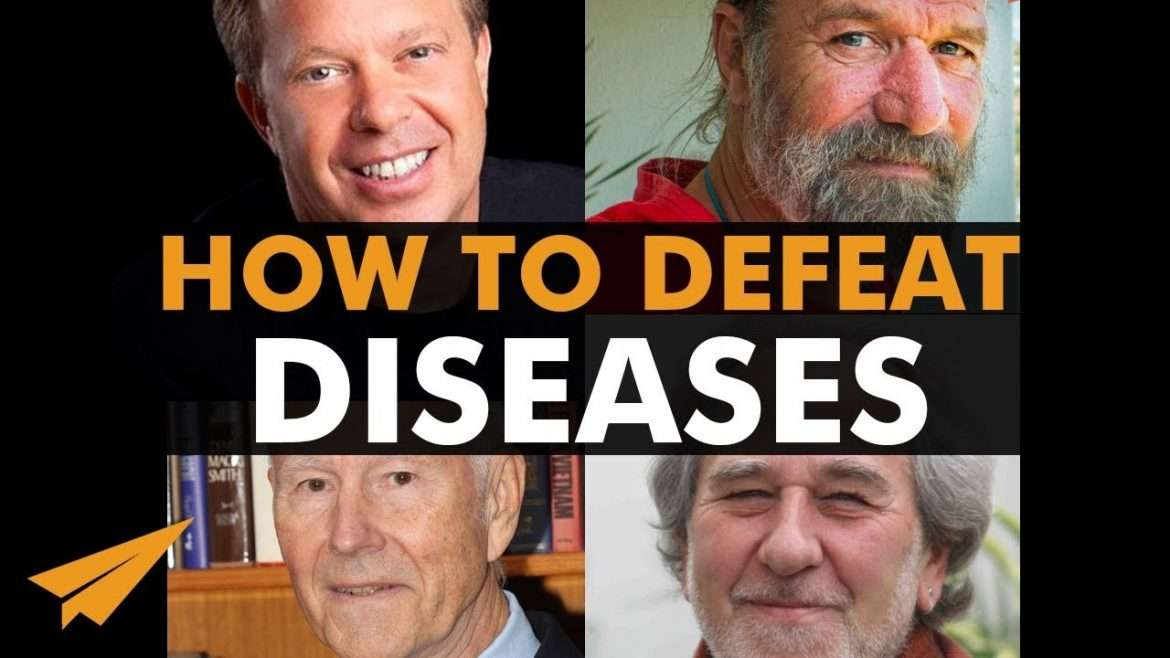 VIP MasterCAST - How to Defeat DISEASES and NEVER Get SICK Again!