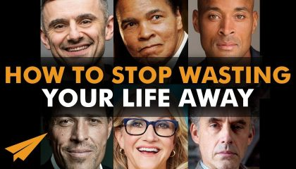 VIP MasterCAST - How to STOP Wasting Your LIFE Away