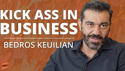 Bedros Keuilian - How to Kick Ass in Business and Life (with Lewis Howes)
