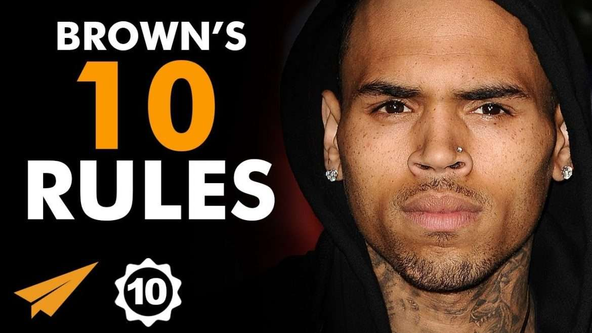 """Chris Brown - """"Develop a Great WORK ETHIC!"""""""