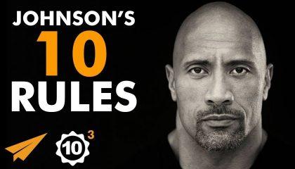 Dwayne 'The Rock' Johnson -