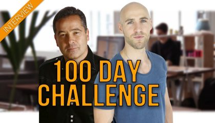 Gary Ryan Blair - How To Achieve Any Goal In 100 Days Or Less (with Stefan James)