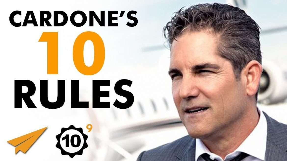 """Grant Cardone - """"Become the EXPERT at Your CRAFT!"""""""