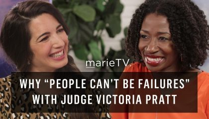 Judge Victoria Pratt - on Procedural Justice: It's Free, It Saves Lives and Can Change The World (with Marie Forleo)