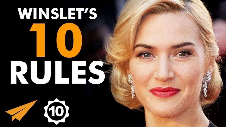 "Kate Winslet - ""Trust Your INSTINCTS!"""