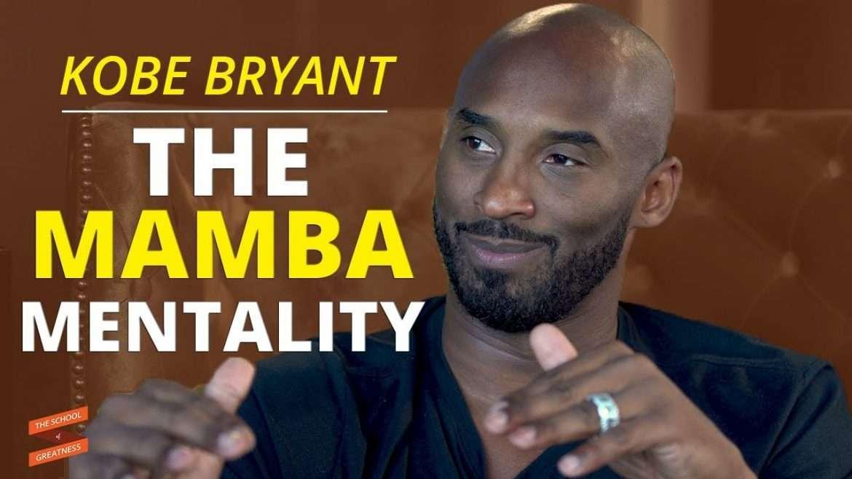 Kobe Bryan - Mamba Mentality, NBA Championships, and Oscars