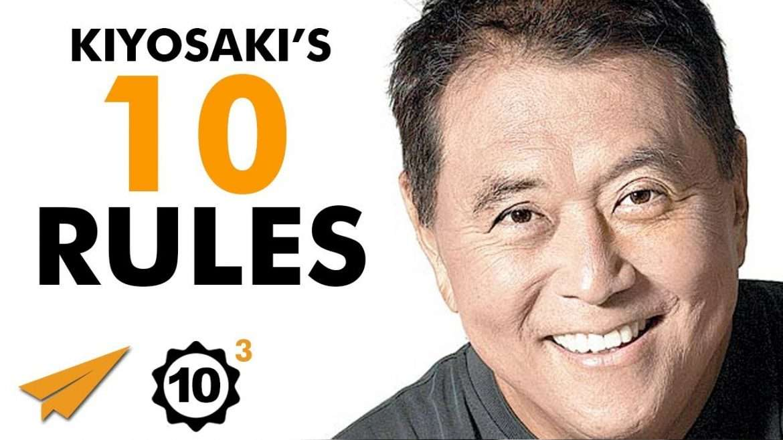 "Robert Kiyosaki - ""LEARN From Your MISTAKES!"""