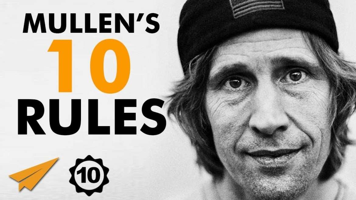 "Rodney Mullen - ""GO After Your PASSION!"""