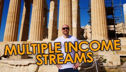 Stefan James - Creating Lasting Multiple Streams Of Income
