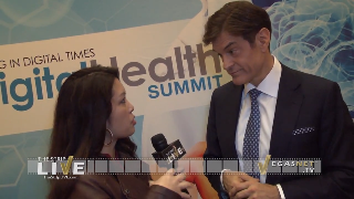 Dr. Mehmet Oz (showcase) with Maria Ngo | SuccessShowcase.com