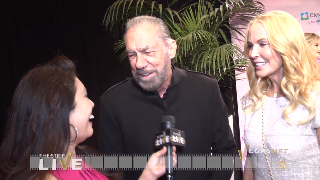 Eloise & John Paul DeJoria (showcase) with Maria Ngo | SuccessShowcase.com