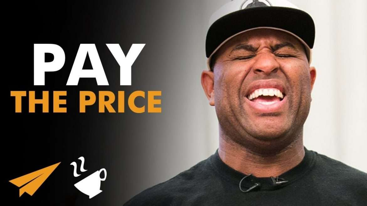 """Eric Thomas - """"You Will Have to PAY the PRICE!"""""""