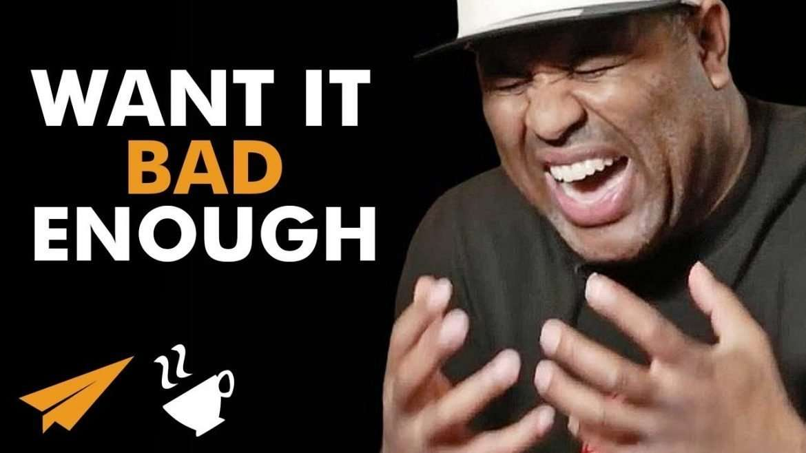 """Eric Thomas - """"WANT it as BAD as You Want to BREATHE!"""""""