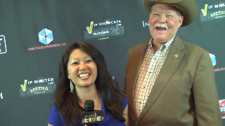 Frank Shankwitz (showcase) with Maria Ngo | SuccessShowcase.com