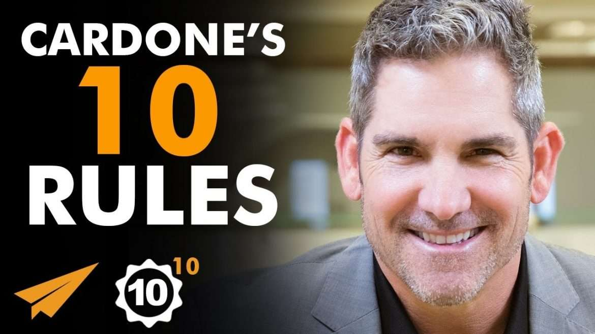 "Grant Cardone  - ""Don't Make EXCUSES!"""