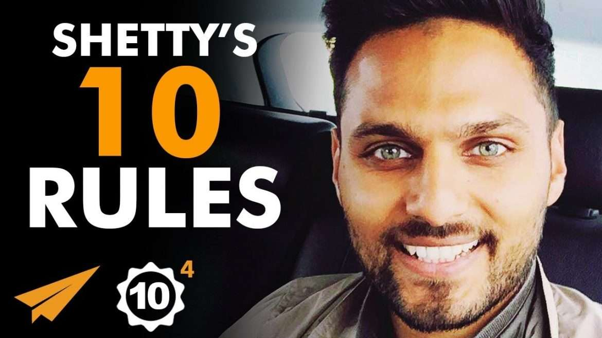 """Jay Shetty - """"Never REGRET a DAY in Your LIFE!"""""""