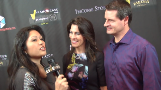 Ken & Kerri Courtright (showcase) with Maria Ngo | SuccessShowcase.com