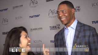 Marcus Allen (showcase) with Maria Ngo | SuccessShowcase.com