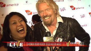 Sir Richard Branson (showcase) with Maria Ngo | SuccessShowcase.com