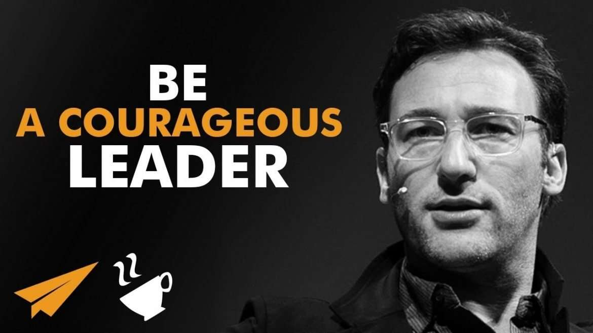 Simon Sinek - How To Be a LEADER Everyone Wants To FOLLOW
