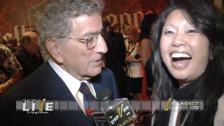 Tony Bennett (showcase) with Maria Ngo | SuccessShowcase.com
