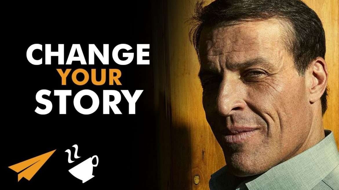 "Tony Robbins - ""Change Your STATE!"""