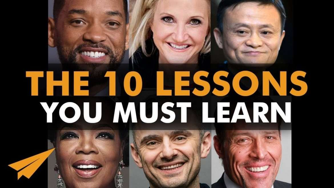 VIPmasterCAST - The 10 LESSONS You MUST Learn Before It's TOO LATE!