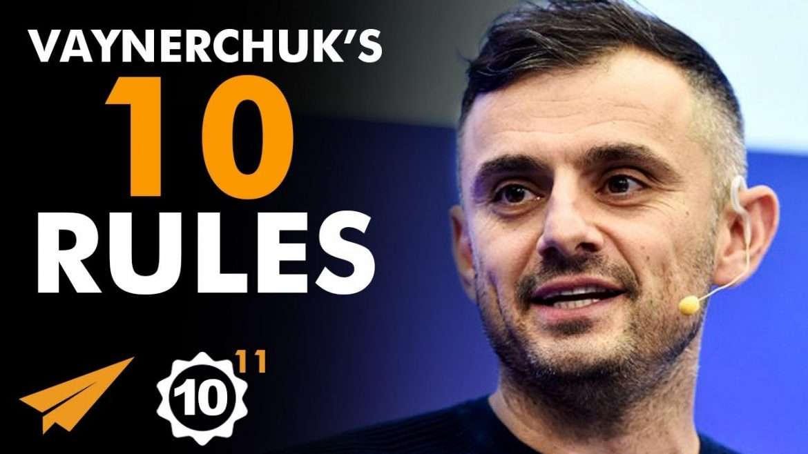 "Gary Vaynerchuk - ""Ignore the NOISE!"""
