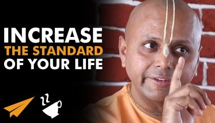Gaur Gopal Das - THIS is WHY You're Not HAPPY (and How to Fix it)! |