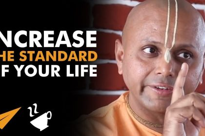 Gaur Gopal Das - THIS is WHY You're Not HAPPY (and How to Fix it)!  