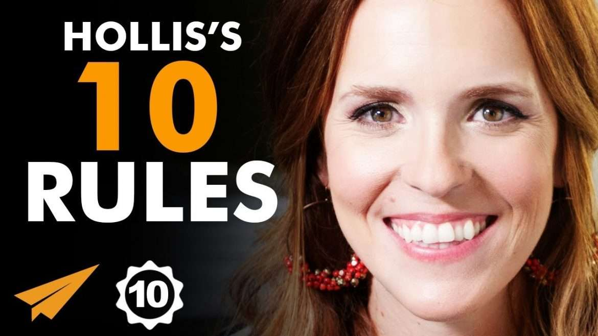 "Rachel Hollis - ""You Have to KEEP GOING!"""