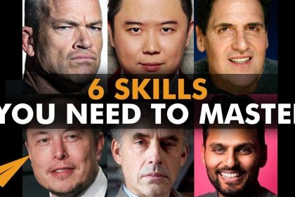 VIPmasterCAST - 6 SKILLS You NEED to Master to Attract SUCCESS