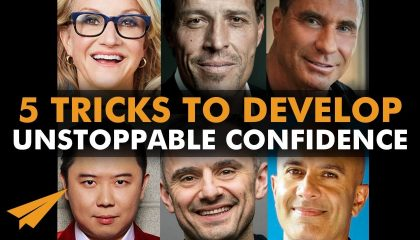 VIPmasterCAST - 5 TRICKS to Develop UNSTOPPABLE Confidence