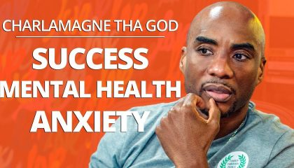 Charlamagne Tha God - on Success, Anxiety, and Mental Health (with Lewis Howes)